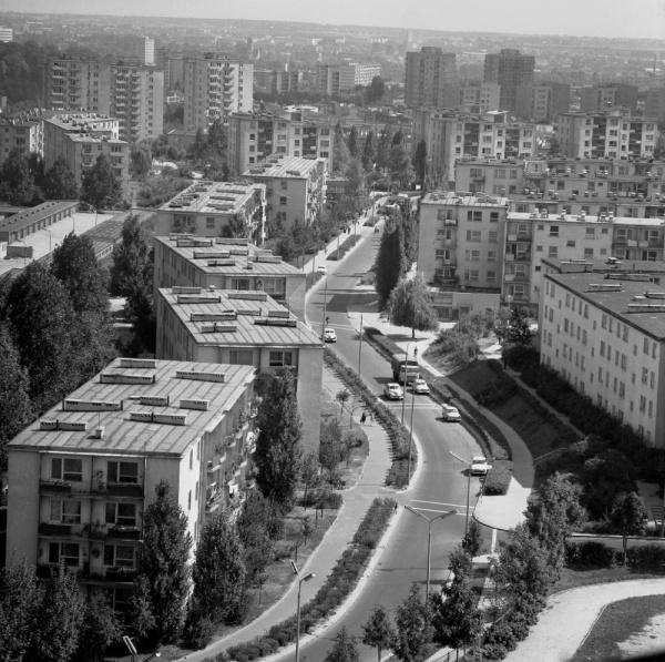 Ulica Grażyny - Osiedle LSM im. Adama Mickiewicza