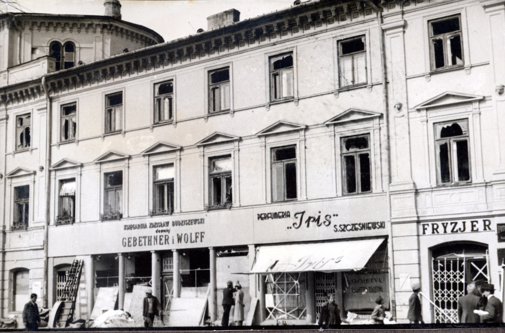 Lublin 19391944 Leksykon Teatr Nn
