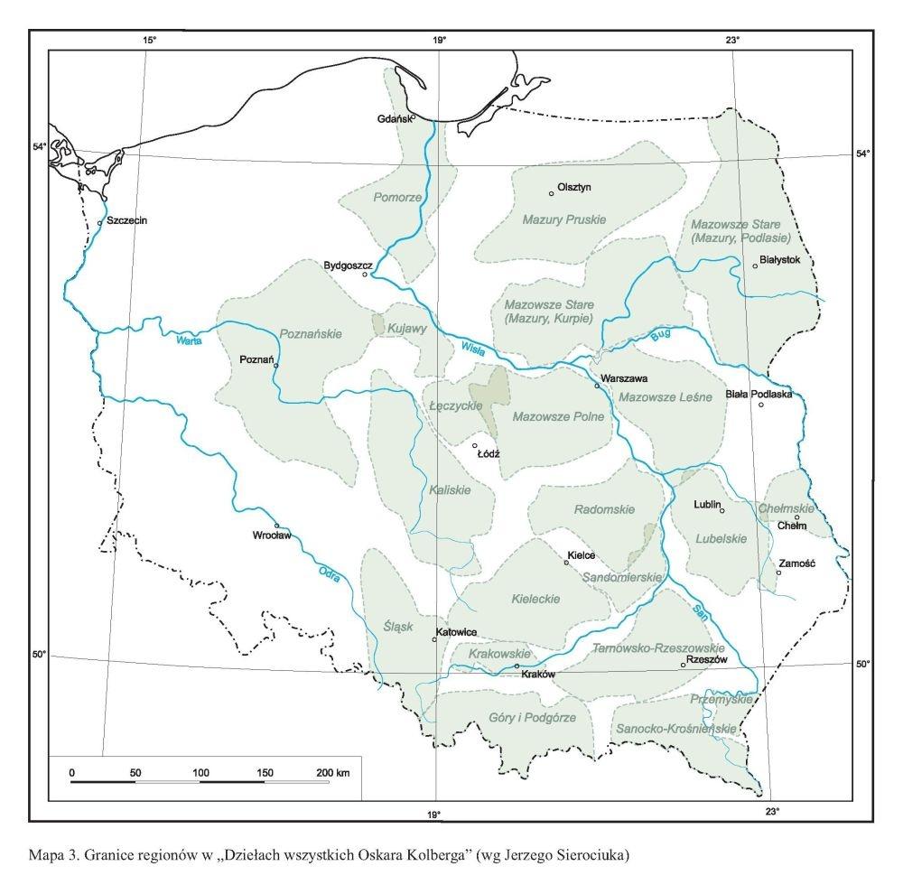 Etnografia Lubelszczyzny Region Lubelski I Jego Granice Leksykon