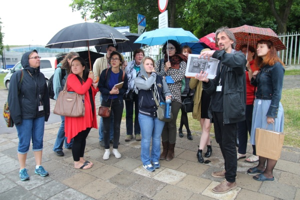 Educational walk - following the traces of Jewish Lublin. Summer School