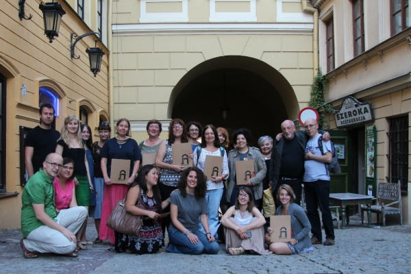 Participants of the Summer School 2015