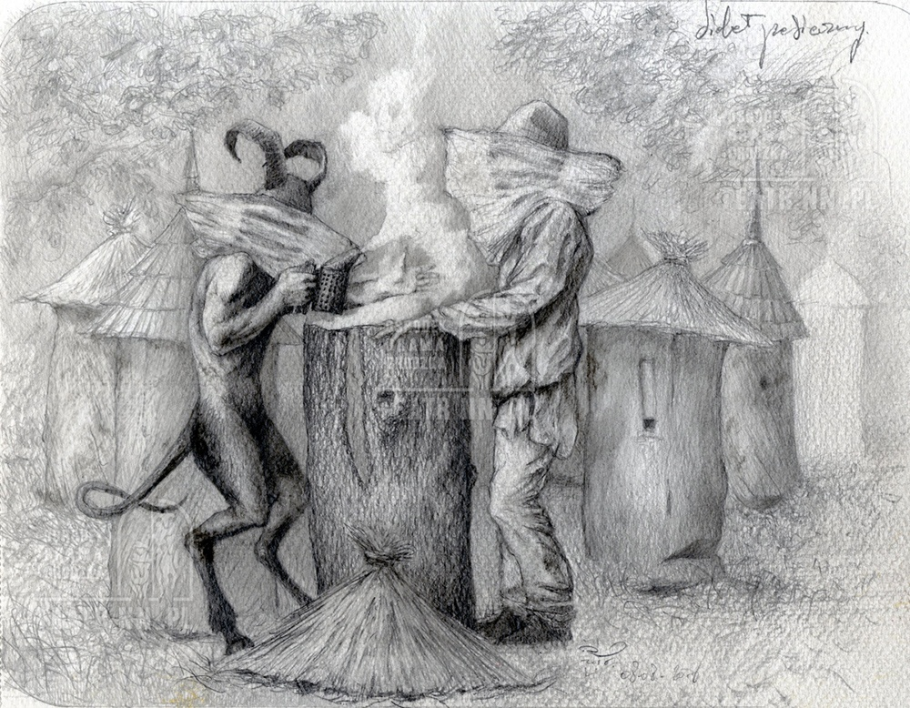 Wierzenia O Pszczołach W Tradycji Ludowej Lubelszczyzny