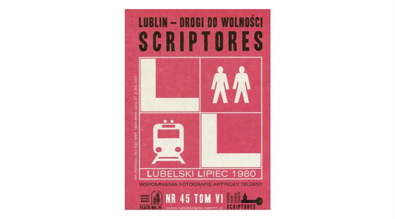 Scriptores. Lublin - Drogi do Wolności