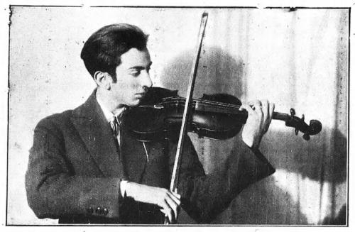 Szymon Bakman, źródło: Nasz Przegląd Ilustrowany, R. XI, nr 38, 17 września 1933,