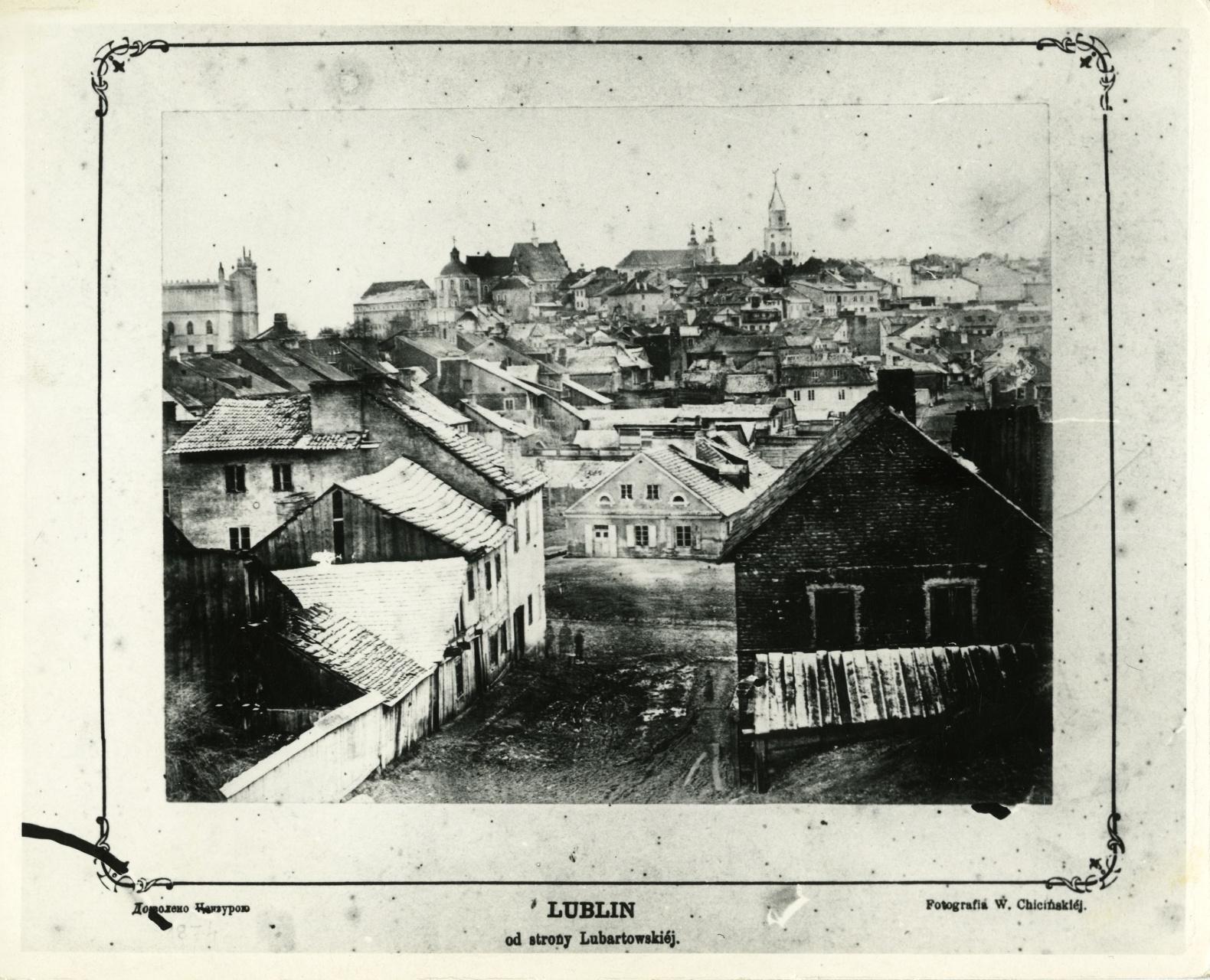 Zdjęcie z historią [5]: O czym mówi śnieg? Panorama sprzed 144 lat