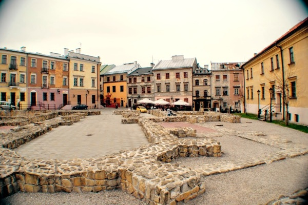 Guidebook to Lublin - the Union of Lublin route