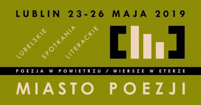 Festiwal Miasto Poezji 2352019 2652019 Kalendarium
