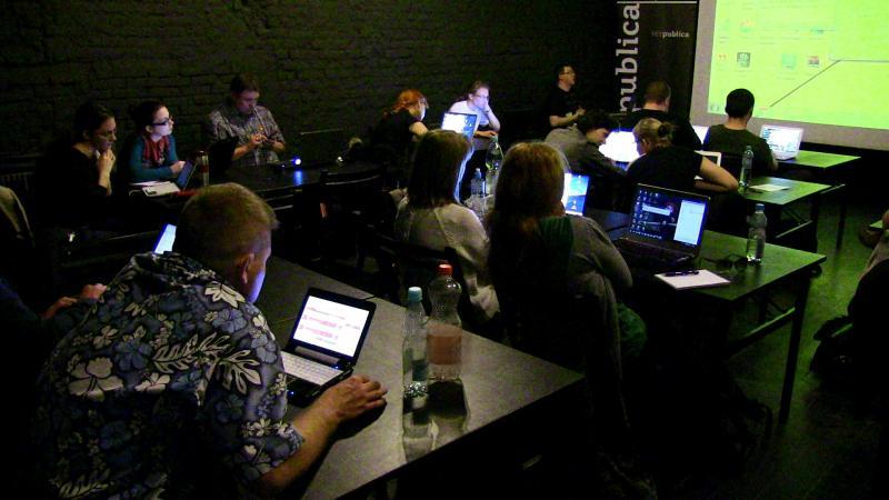 Warsztaty w ramach THATCamp Polska