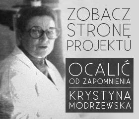 Projekt o Krystynie Modrzewskiej