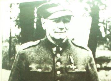 Generał Franciszek Kleeberg – ostatnia fotografia przed śmiercią