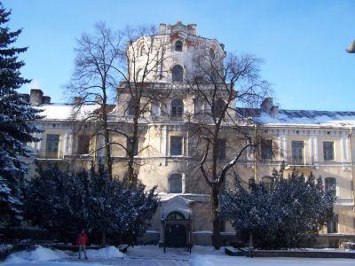 Pałac Sobieskich w Lublinie