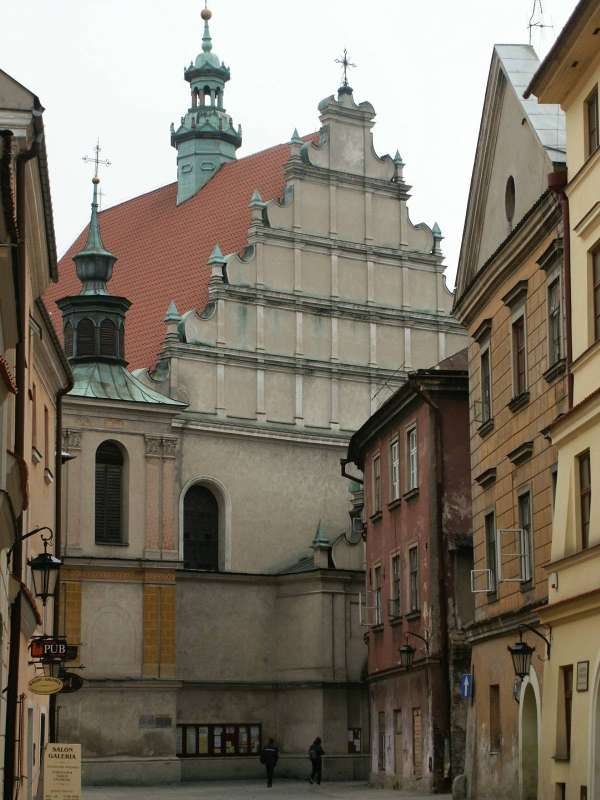 Basilica Of St Stanislaus And Dominican Monastery In Lublin Lexicon Nn Theatre