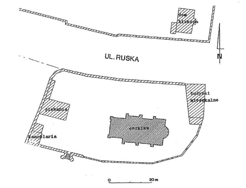 plan cerkwi