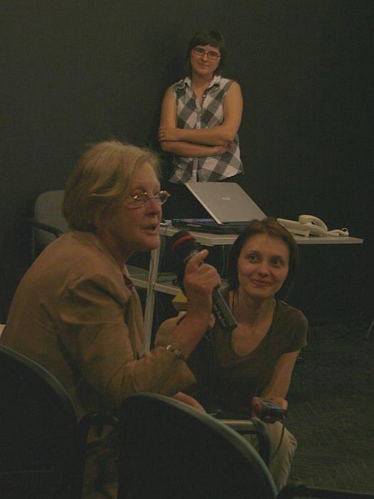 Gościem honorowym spotkania była Ewa Mościbrodzka- Derecka