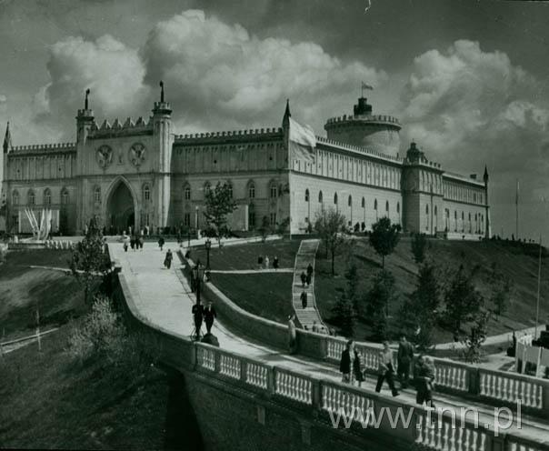Zamek lubelski, Fot. E. Hartwig