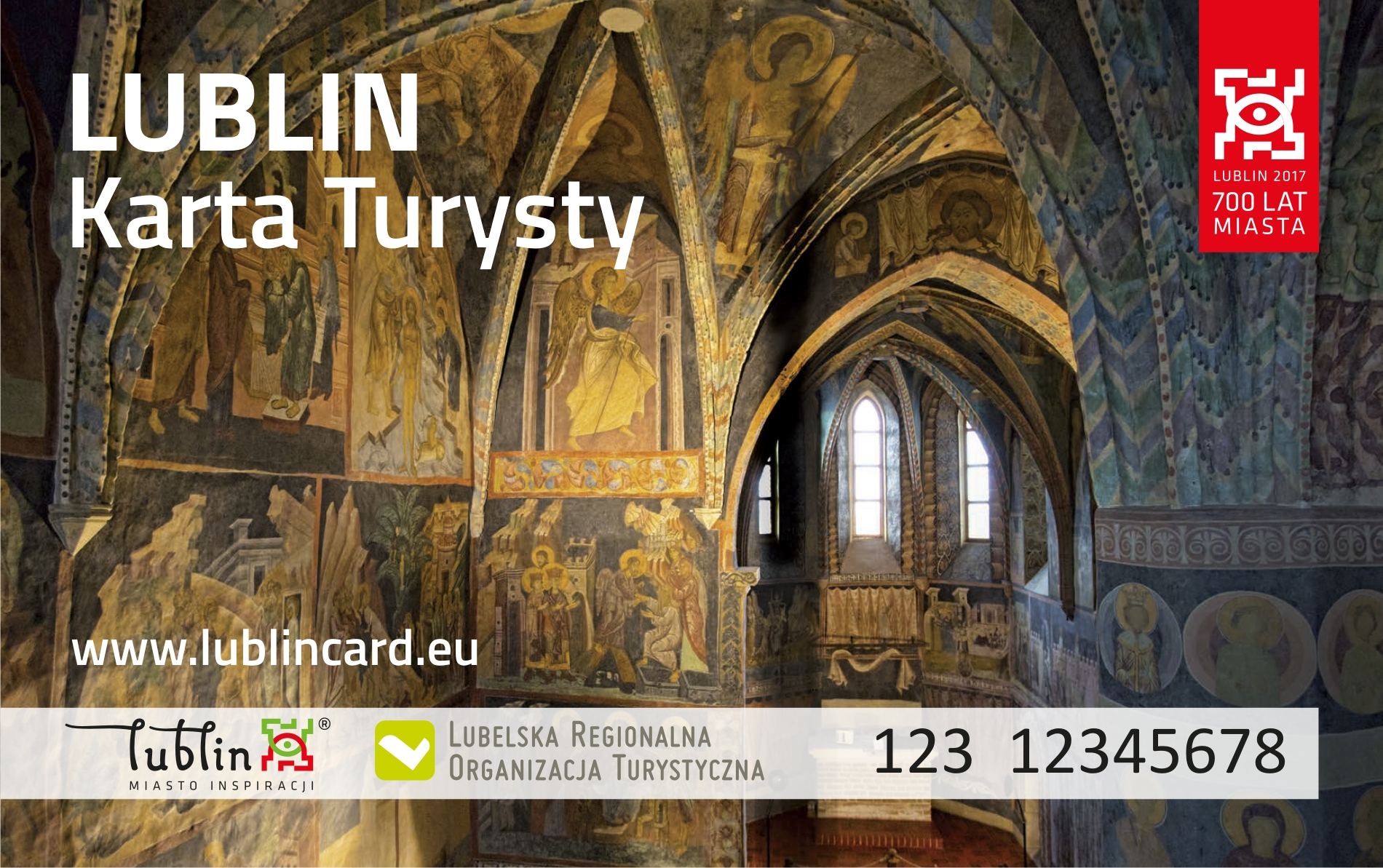 Lublin Karta Turysty