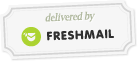 Delivered by Freshmail